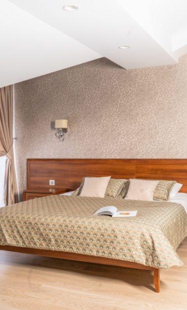 Номер №4 De Luxe гостиница (отель) Теплица Парк
