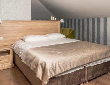 Номер №9 Std кровать гостиница (отель) Теплица Парк