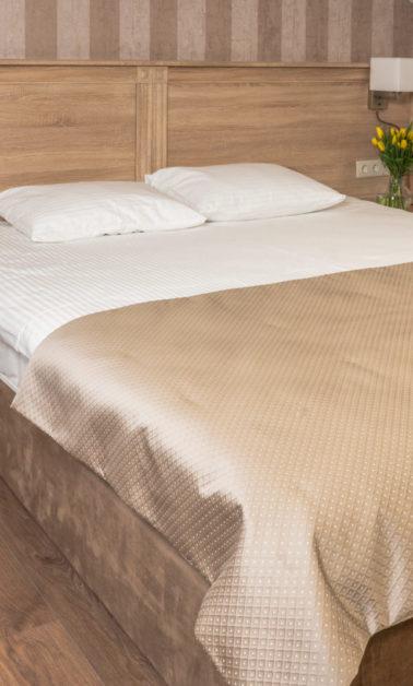 Номер №8 Std кровать гостиница (отель) Теплица Парк
