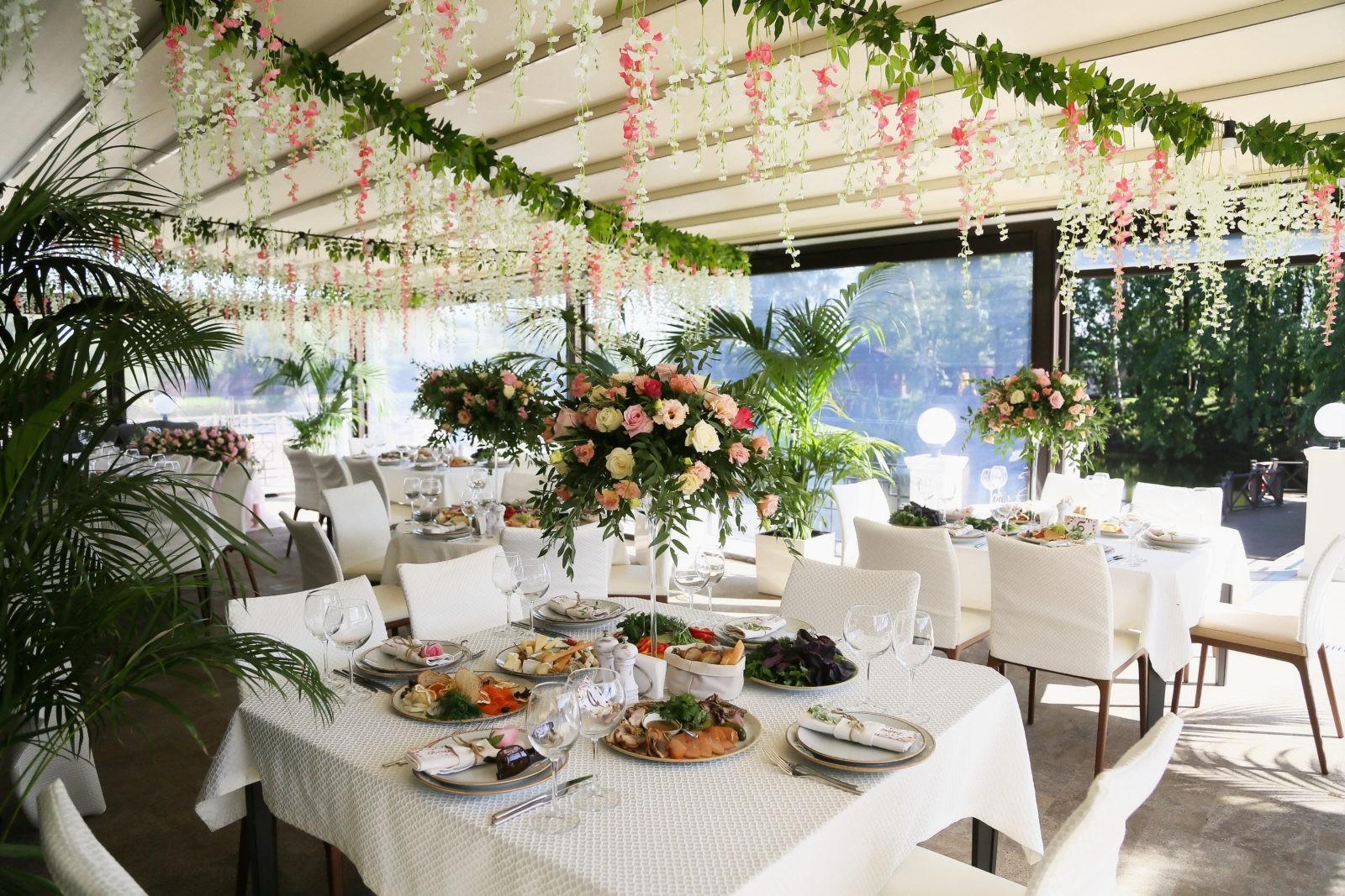 банкетный зал подмосковье свадьба
