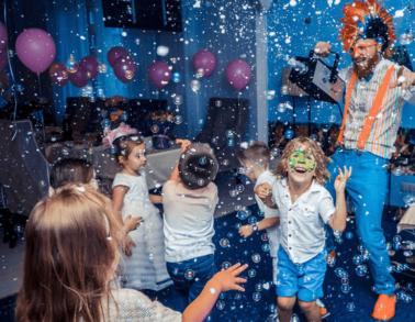 Детский праздник в Теплица Парк
